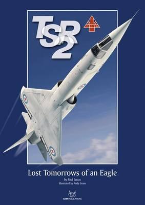 BAC TSR.2 by Paul Lucas