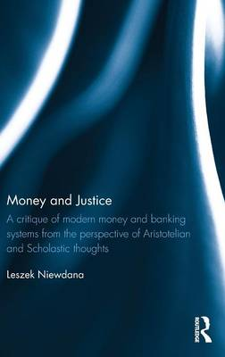 Money and Justice book