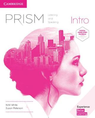 Prism Intro Student's Book with Online Workbook Listening and Speaking book