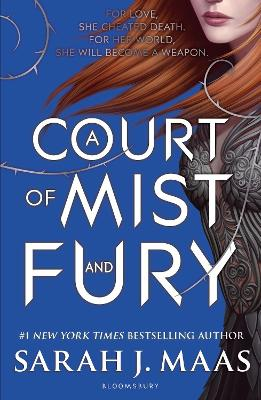 Court of Mist and Fury by Veronica Roth