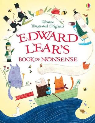 Book of Nonsense and other verse by Edward Lear