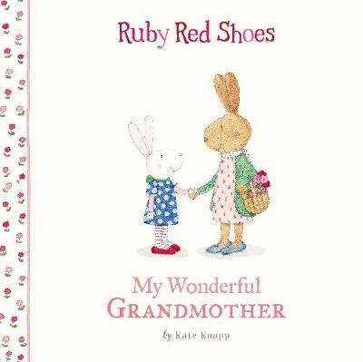 Ruby Red Shoes: My Wonderful Grandmother book