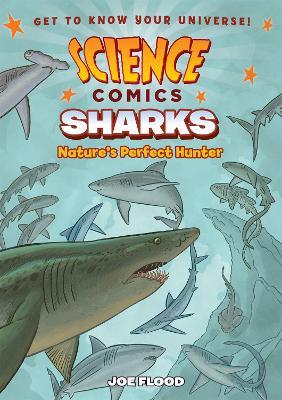 Science Comics: Sharks by Joe Flood