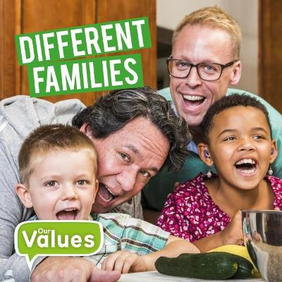 Different Families by Steffi Cavell-Clarke