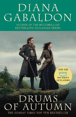 Drums Of Autumn: (Outlander 4) by Diana Gabaldon