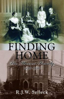 Finding Home by R. J. W. Selleck