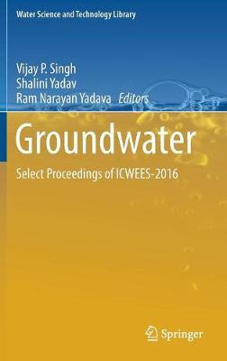 Groundwater by Shalini Yadav