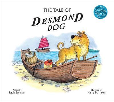 Tale of Desmond Dog book