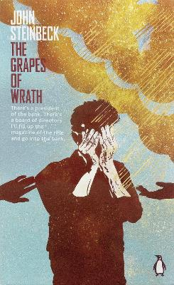 Grapes of Wrath book