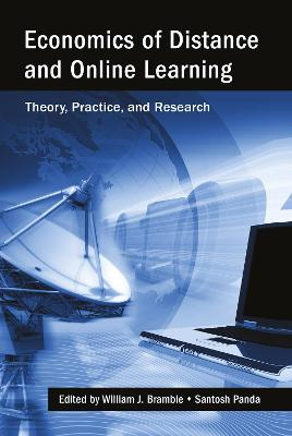 Economics of Distance and Online Learning book