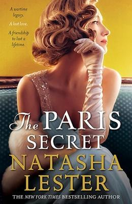 The Paris Secret book