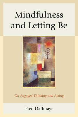 Mindfulness and Letting be book