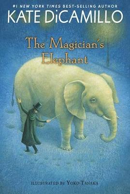 Magician's Elephant book
