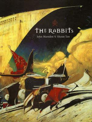 The Rabbits by Shaun Tan