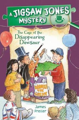 Jigsaw Jones book