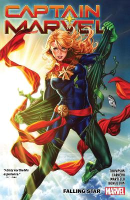 Captain Marvel Vol. 2: Falling Star by Kelly Thompson