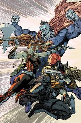 Red Hood and the Outlaws Volume 4: Good Night Gotham by Scott Lobdell