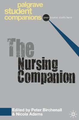 Nursing Companion by Nicola Adams