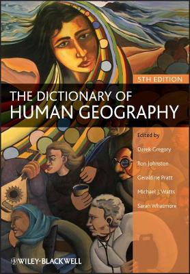 Dictionary of Human Geography by Derek Gregory