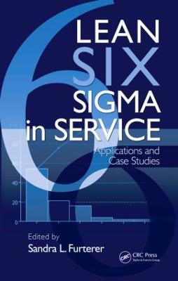 Lean Six Sigma in Service book