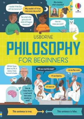 Philosophy for Beginners book