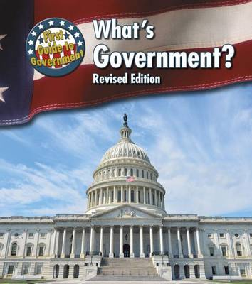What's Government? by Nancy Harris