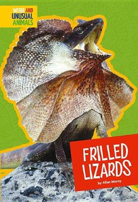 Frilled Lizards by Allan Morey