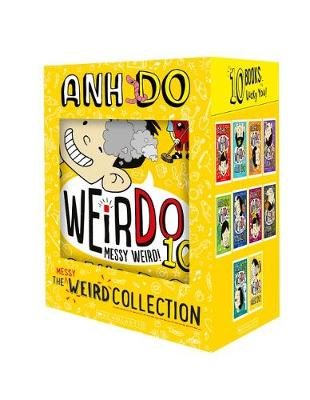 MESSY WEIRD! COLLECTION 10BKS by Anh Do