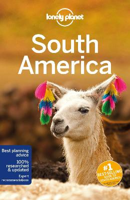 Lonely Planet South America book