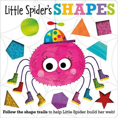 Little Spider's Shapes by