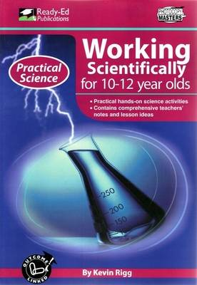 Working Scientifically by Kevin Rigg