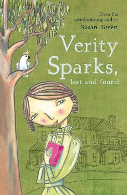 Verity Sparks, Lost and Found book