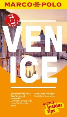 Venice Marco Polo Pocket Travel Guide 2018 - with pull out map by Marco Polo
