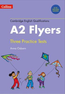 Practice Tests for A2 Flyers book