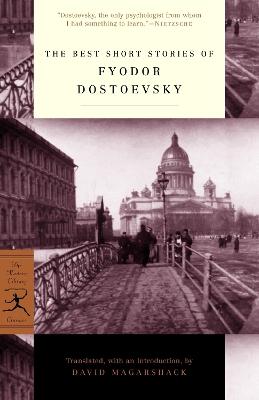 Mod Lib The Best Short Stories by Fyodor Dostoevsky