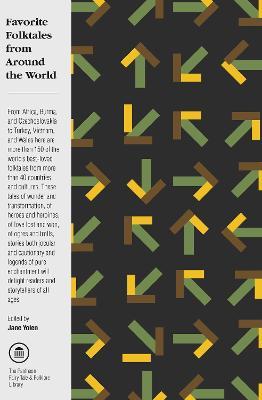 Favorite Folktales Frm Around Wrl by Jane Yolen