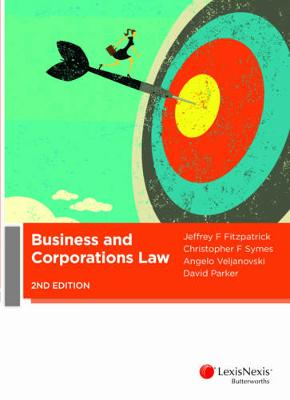 Business and Corporations Law by Jeff Fitzpatrick