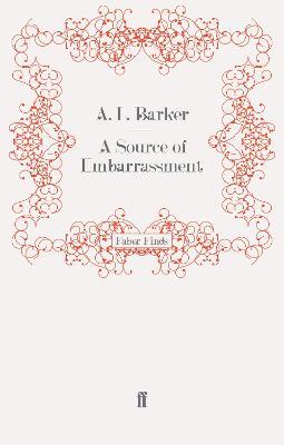 A Source of Embarrassment book