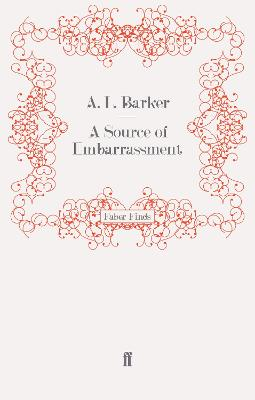 A Source of Embarrassment book