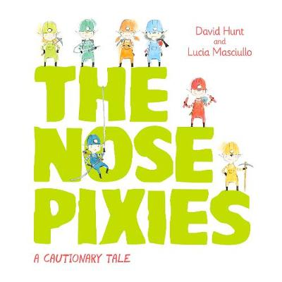 Nose Pixies book