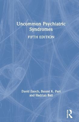 Uncommon Psychiatric Syndromes book