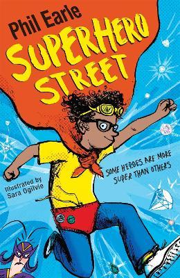 Storey Street novel: Superhero Street book
