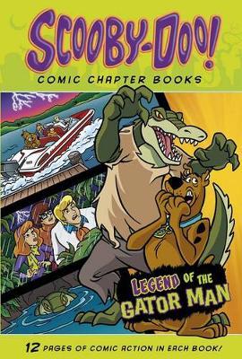 Legend of the Gator Man book