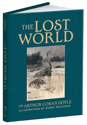 Lost World by Sir Arthur Conan Doyle