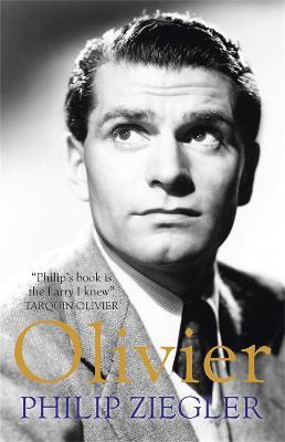 Olivier by Philip Ziegler