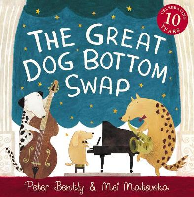 Great Dog Bottom Swap by Peter Bently