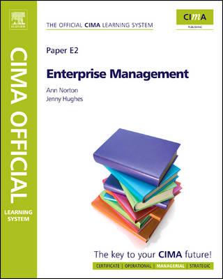 Enterprise Management: Managerial Level by Ann Norton