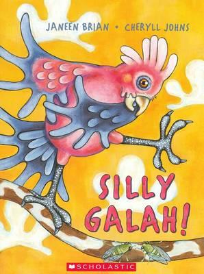 Silly Galah book