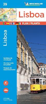 Michelin Lisbon Map 39 by Michelin