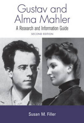 Gustav and Alma Mahler by Susan M. Filler